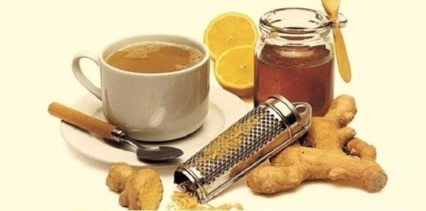 рецепты для похудения из имбиря и лимона