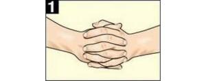 Узнайте свой характер по положению рук на руле
