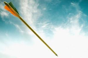Притча: «Стрела и туман». Почему сложно достигнуть своей цели?