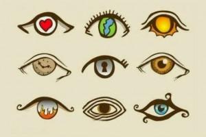Тест: Глаз расскажет вам, кто вы в глубине души!