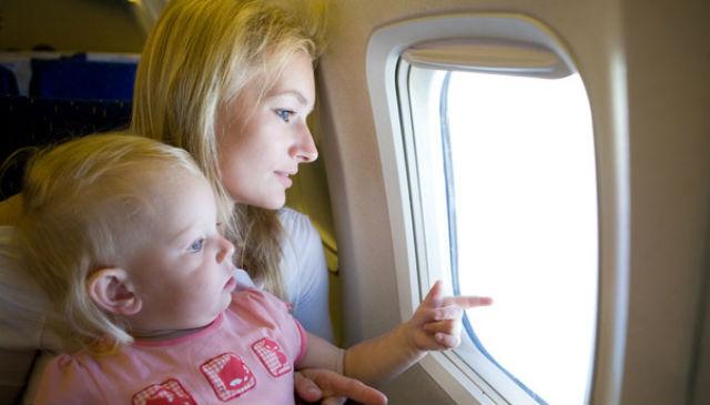 скандал на борту самолета
