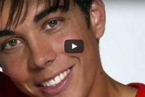 Золотой голос Франции — Грегори Лемаршаль «Лети, душа моя, улетай…»
