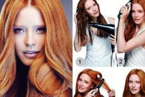 14 невероятно простых хитростей по укладке волос, которые должна знать каждая девушка.