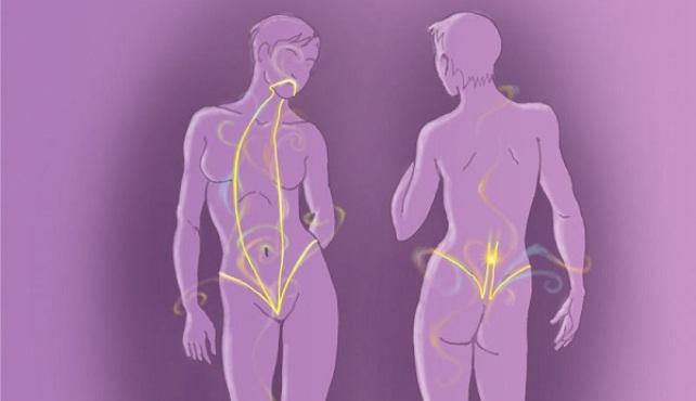 Карта тела: как на уровне тела поменять жизнь.
