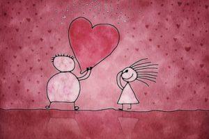 Большая любовь приходит только после большой ошибки.