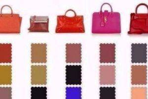 Полезная шпаргалка: какой цвет туфель подойдет к вашей сумочке.