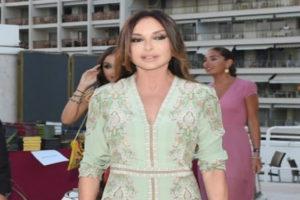 Первая леди Азербайджана: как потрясающе выглядеть в 51 год?
