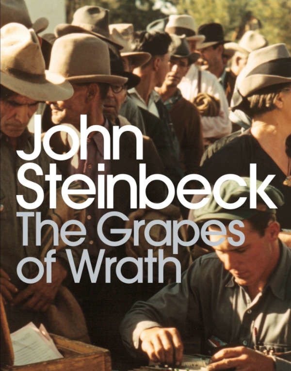 the desperate conditions of the american migrant families in john steinbecks the grapes of wrath