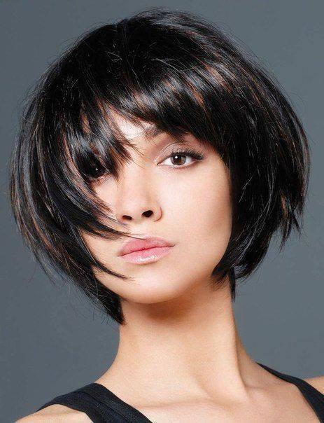 """""""Каре"""" по форме лица: 13 модных примеров"""