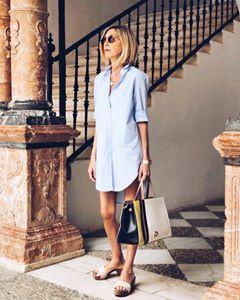 Модные образы для тех кому за Пятьдесят: потрясающий стиль Susi Rejano