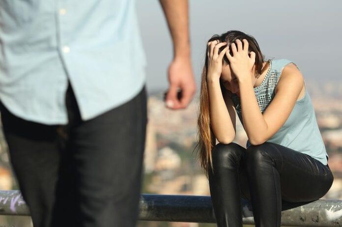 Причина ухода мужчины от женщины всегда одна