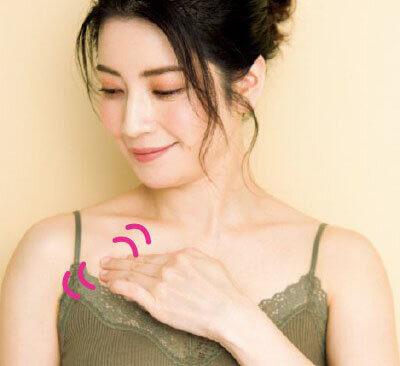 Вечерний «массаж Мори» от дряблых рук и увядающей груди: Всего 2 минуты!