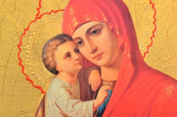 Сильная молитва Богородице